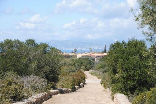 Grundstück in Sa Torre