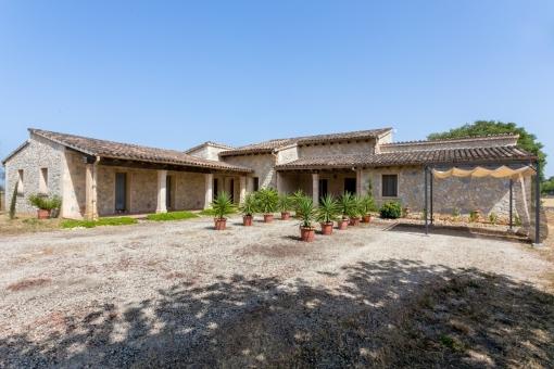 Haus in Inca