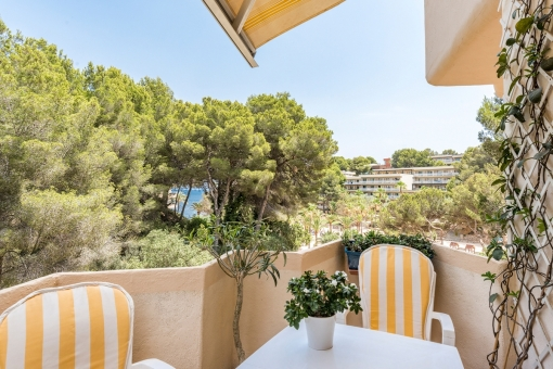 apartment in Cala Vinyas