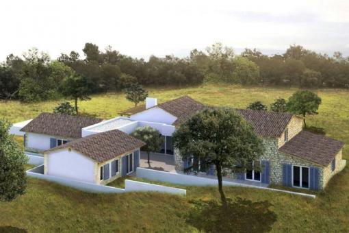 house in San Lorenzo