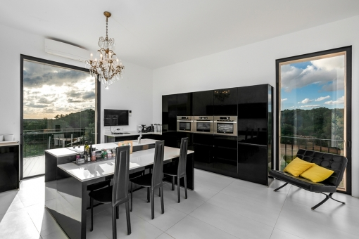 Modern, high quality kitchen