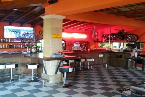 Alternative Ansicht des Restaurants