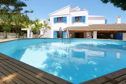 house in Sa Coma