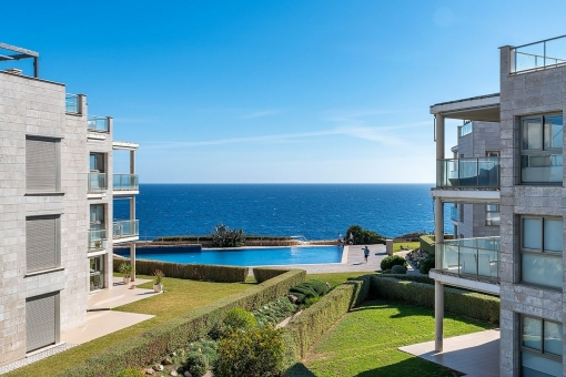 apartment in Cala Figuera