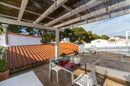 Komplett renoviertes Dorfhaus in perfekter Lage in Artà