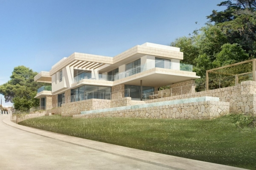 Haus in Santa Ponsa