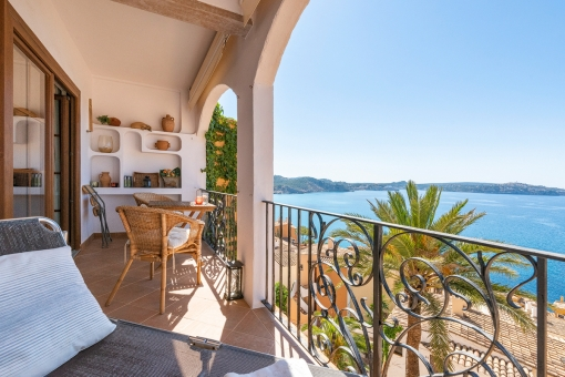 apartment in Cala Fornells