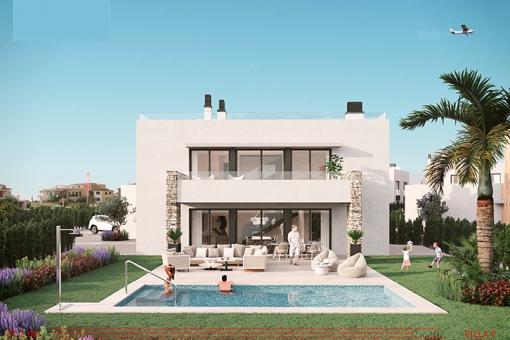 Haus in Sa Rapita
