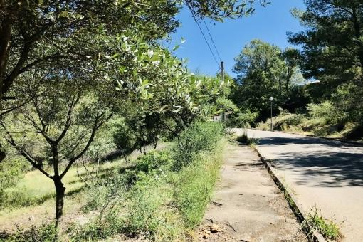 Grundstück in Bunyola