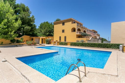 apartment in Cala Mesquida