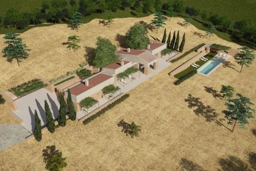 Grundstück in Son Macia