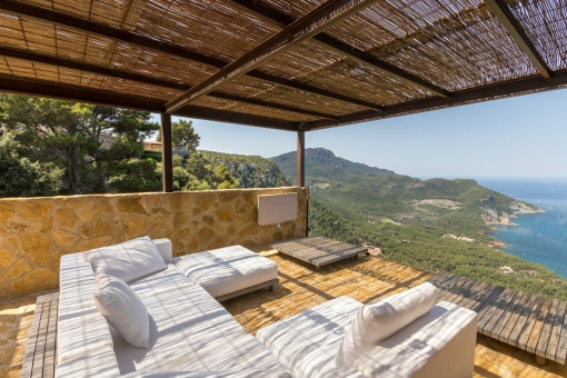 True luxury- life in a villa on the clifftop in George Sand's Valldemossa
