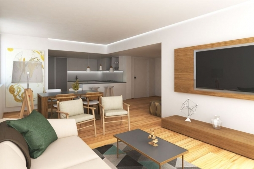 Wohnung in Son Espanyolet