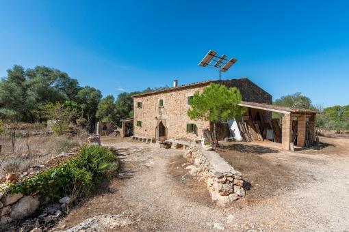 house in Algaida