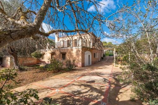Haus in Vallgornera
