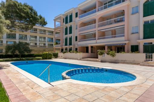 Wohnung in Playa de Muro