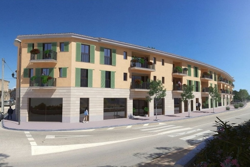 Gewerbeimmobilie in Santanyi