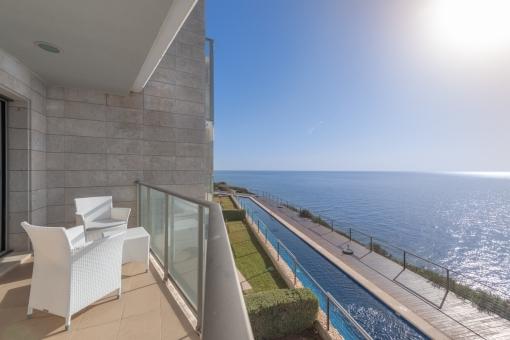 apartment in Cala Figuera