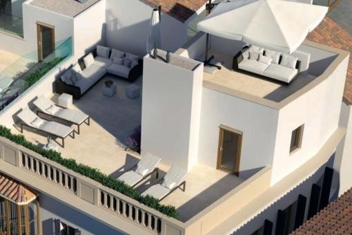 apartment in Palma de Mallorca Old Town