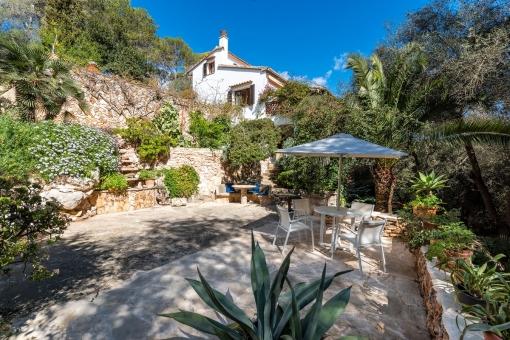 Haus in Cala Figuera
