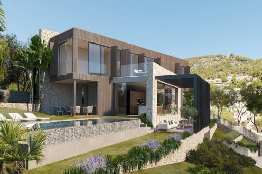 house in Genova