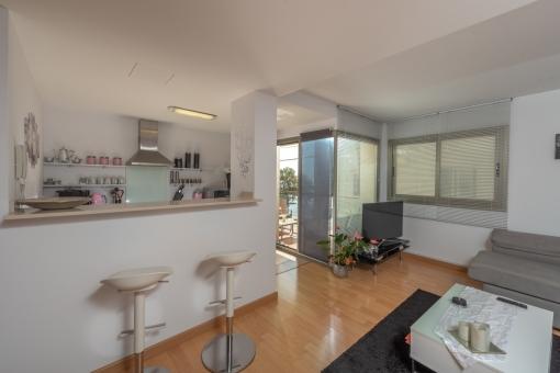 apartment in Cala Bona