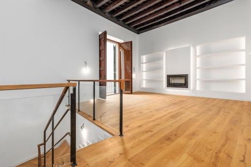Exklusive Wohnung in Herrenhaus aus dem Jahr 1810 in der Altstadt von Palma - kaufen