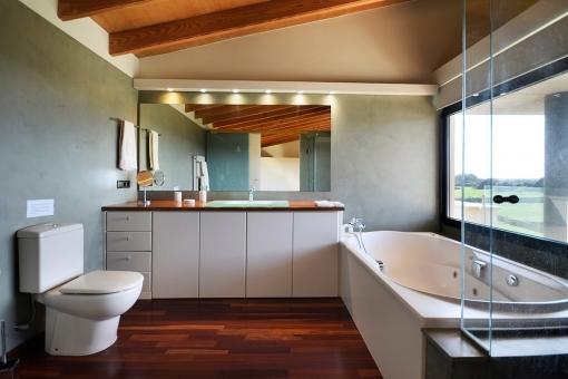 Precioso baño principal