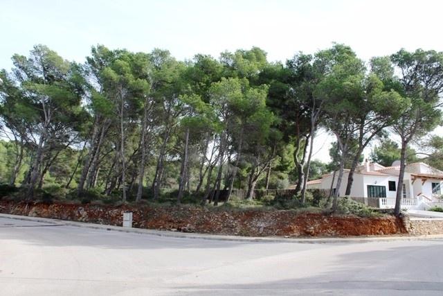 Grundstück in Son Parc Golf