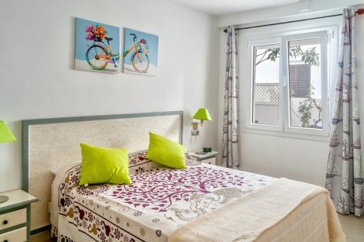 Das Anwesen verfügt über diverse Schlafzimmer