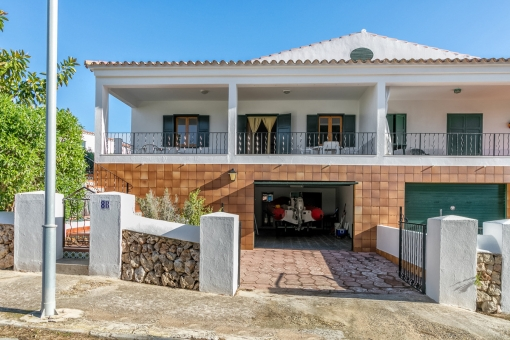 Family villa in Es Canutells