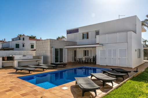Modern detached house with toristic renting licence in Ses Salines de Fornells