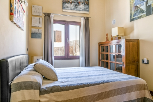 La villa ofrece 3 dormitorios