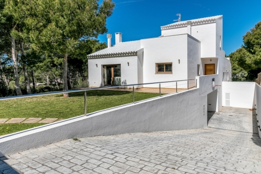 Haus in Cala Morell