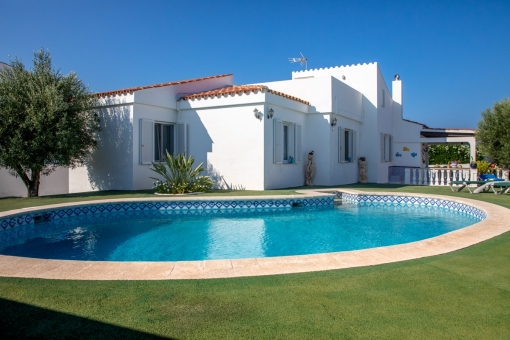 Lovely house in Sol Del Este with pool and panoramic views from the terrace