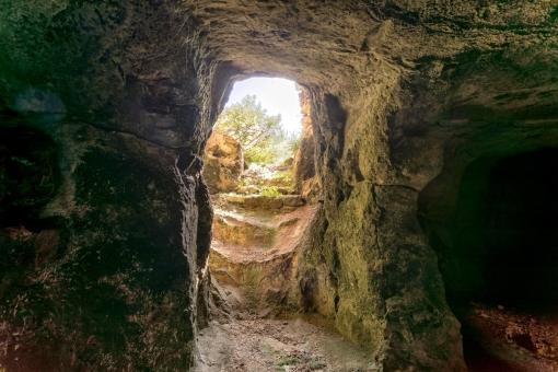 Cueva accesible