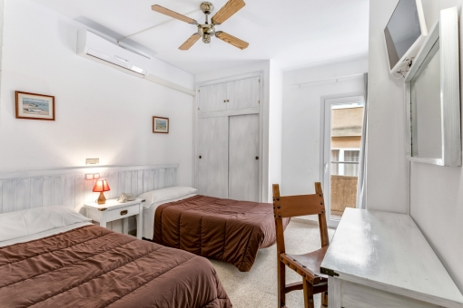 Eines von 23 Schlafzimmern