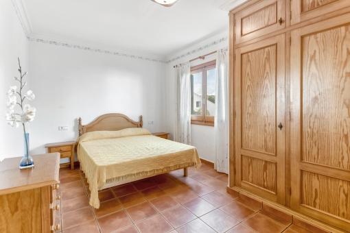 Dormitorio en la planta baja