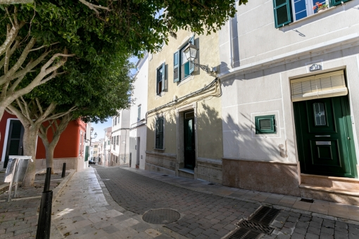Three-storey house in the centre of Alaior with ample potential