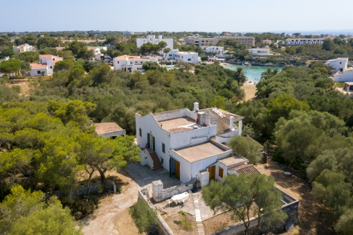 Wonderful finca with beach access in Santandria