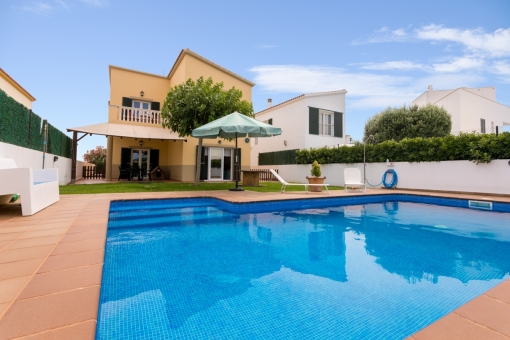 Lovely 2-storey villa near to Son Blanc