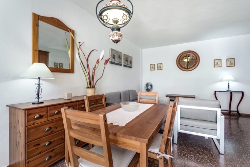 apartment in Fornells