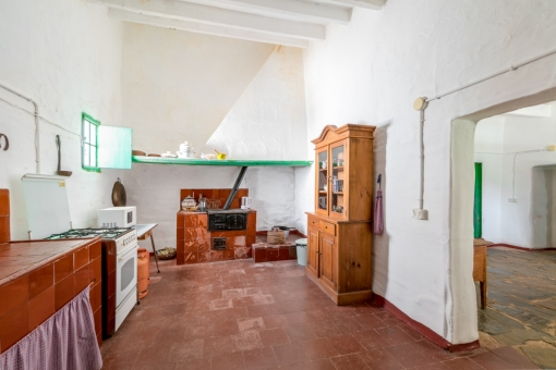 Traditionelle Küche