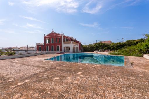 Haus in Es Castell