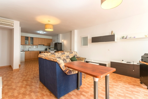 Ground-floor apartment ideal for people with limited mobility in a quiet part of Mahon