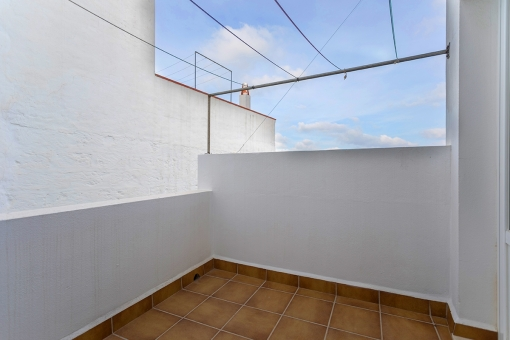 Private Dachterrasse