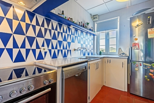 Second kitchen with charme