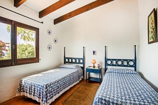 Tercer dormitorio doble
