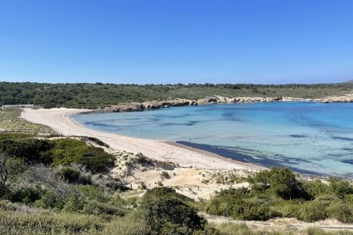 Strand fußläufig erreichbar