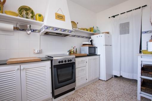 Küche mit Charme
